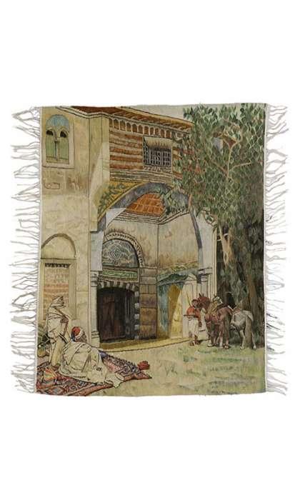 4 x 5 Vintage Tapestry 76989