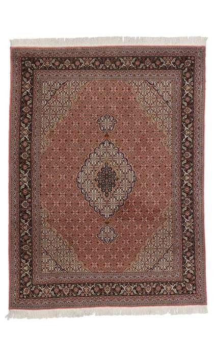 5 x 7 Vintage Tabriz Rug 77000