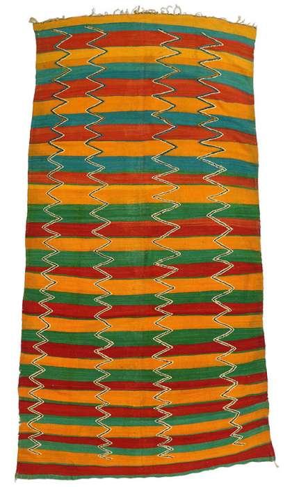 5 x 11 Vintage Kilim Rug 20557