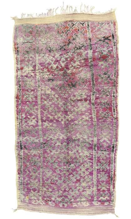 6 x 11 Vintage Moroccan Rug 20596
