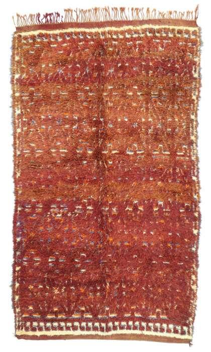 6 x 10 Vintage Moroccan Rug 20617