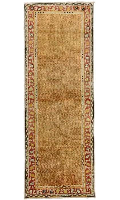 3 x 8 Vintage Oushak Rugs 50006