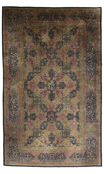 15 x 24 Antique Agra Rug 77150