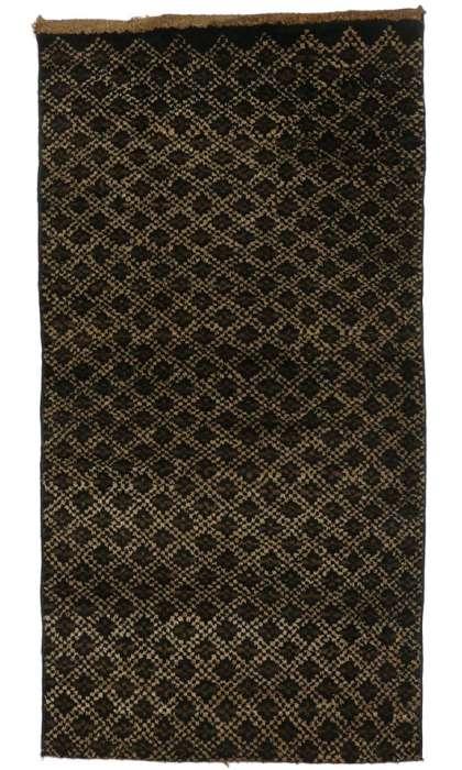 3 x 6 Vintage Tulu Rug 52294