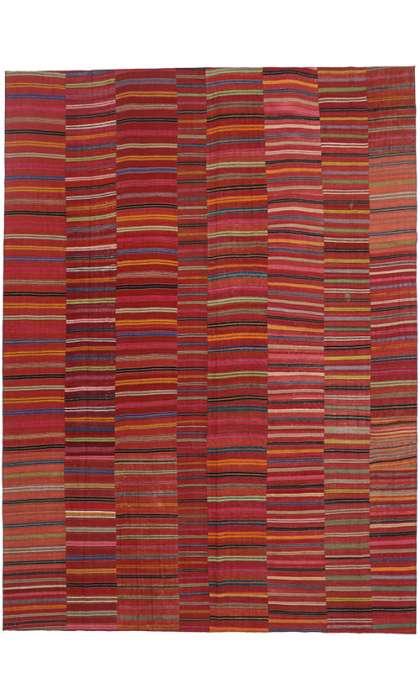 9 x 12 Vintage Kilim Rug 60650