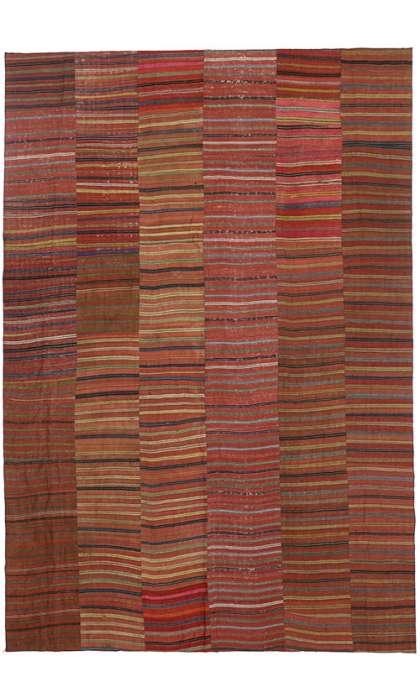 8 x 12 Vintage Kilim Rug 60652