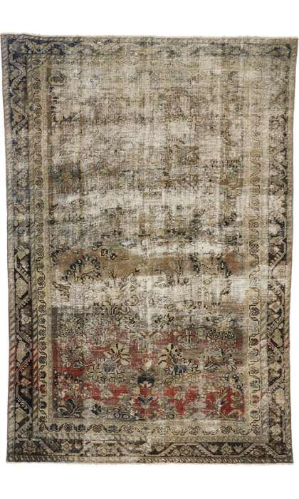 7 x 10 Antique Mahal  Rug 60668