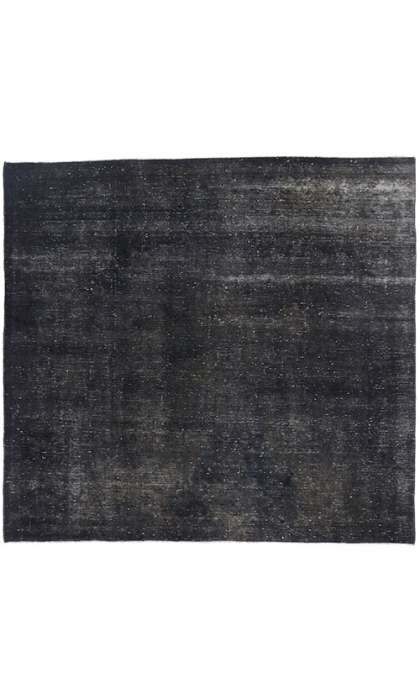 7 x 8 Vintage Overdyed Rug 60686