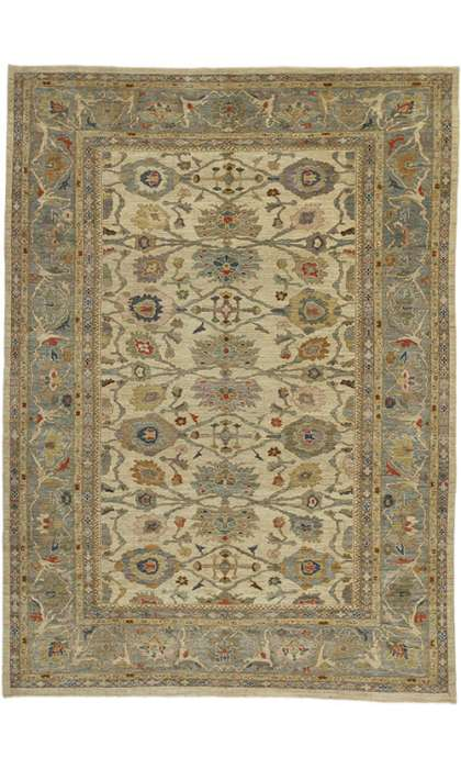 10 x 14 Persian Sultanabad 60709
