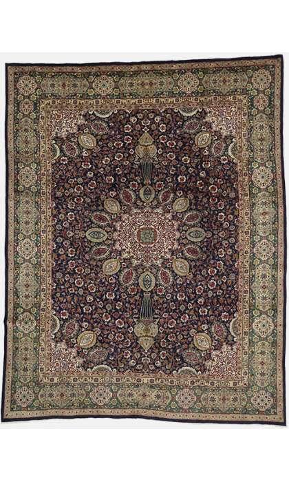 10 x 12 Persian Tabriz Rug 60714