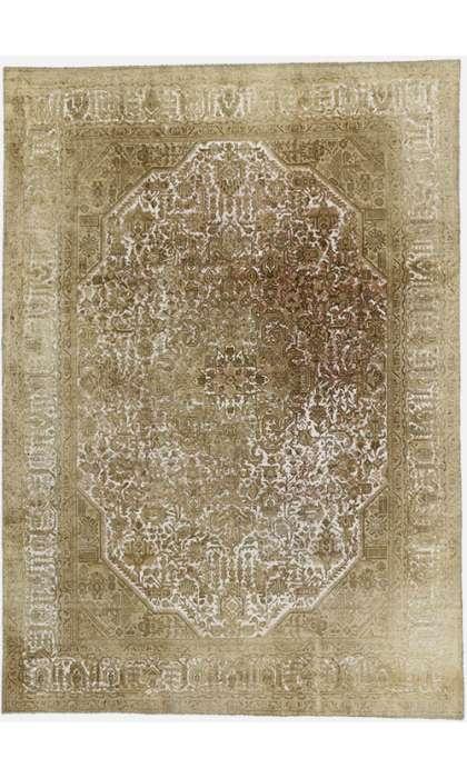 8 x 11 Persian Tabriz Rug 60718