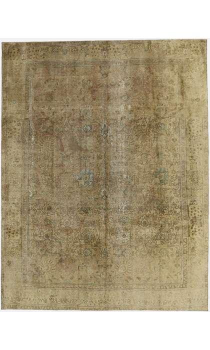 10 x 12 Persian Tabriz Rug 60720