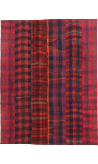 8 x 12 Vintage Kilim Rug 60791