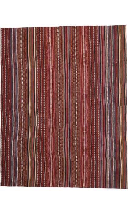 12 x 15 Vintage Kilim Rug 60796