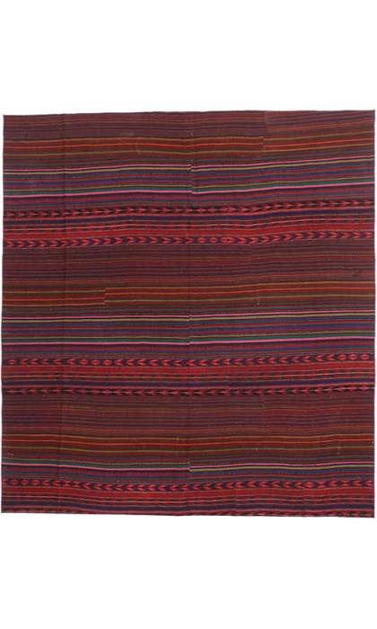 10 x 11 Vintage Kilim Rug 60799