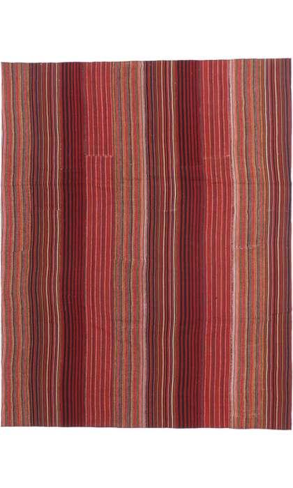 8 x 11 Vintage Kilim Rug 60801