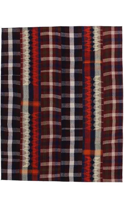9 x 11 Vintage Kilim Rug 60805