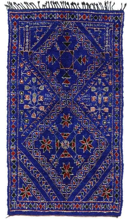 7 x 12 Vintage Moroccan Rug 20681
