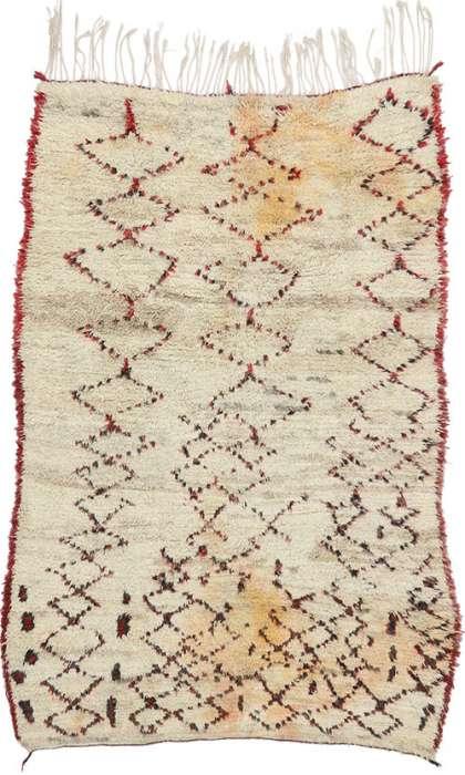 6 x 10 Vintage Moroccan Rug 20758