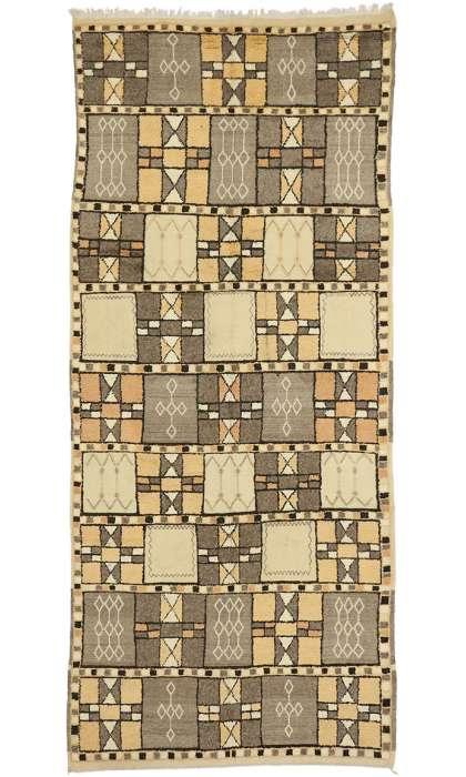 5 x 12 Vintage Moroccan Rug 20026