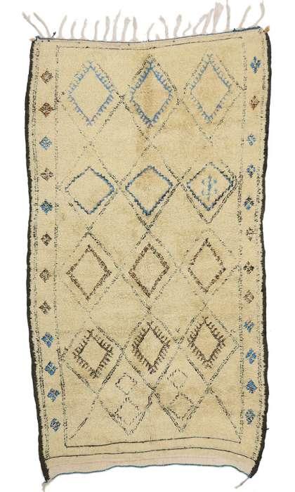 6 x 10 Vintage Moroccan Rug 20062