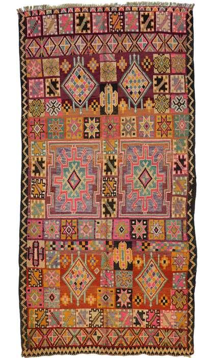 6 x 12 Vintage Moroccan Rug 20100