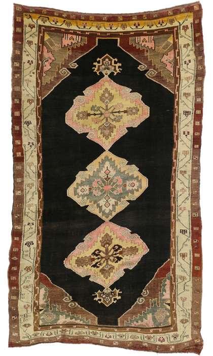 6 x 10 Vintage Oushak Rug 50292