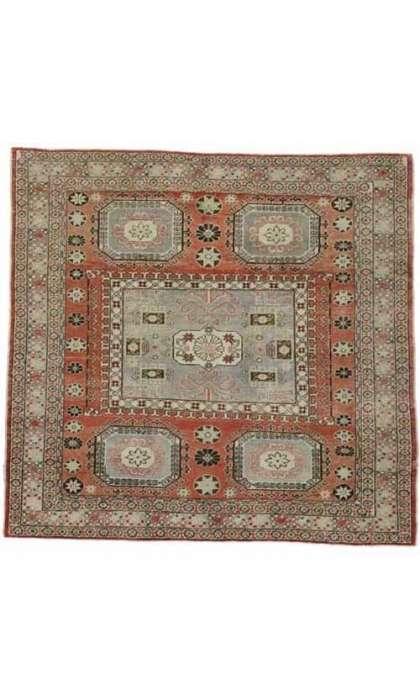 4 x 4 Antique Sivas Rug  50529