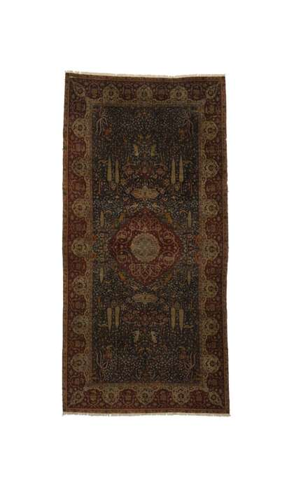 10 x 20 Antique Agra Rug 72779