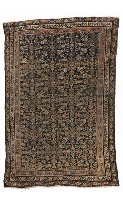 5 x 7 Antique Mahal Rug 73074
