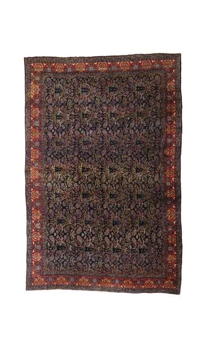 Rug No.: 74205 12'02 X 18'04 Bijar