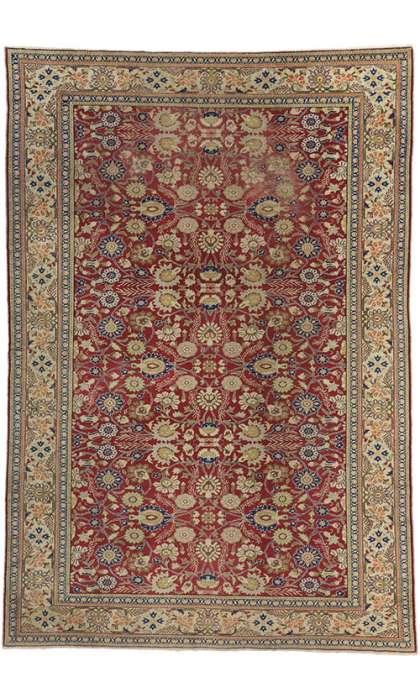 6 x 9 Antique Sivas Rug 74252