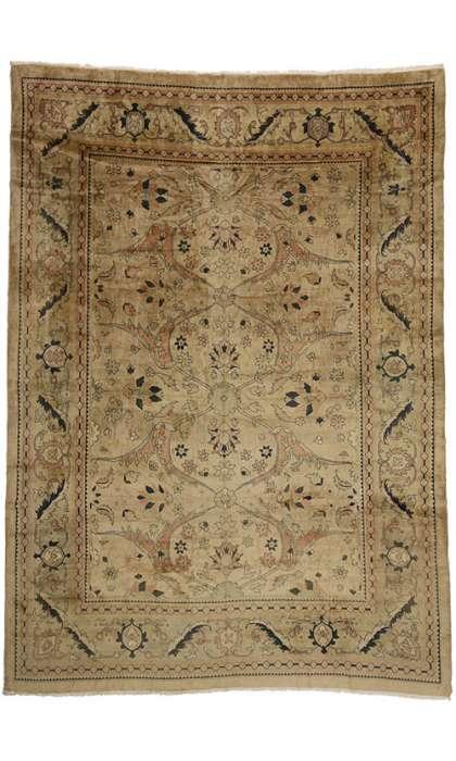13 x 18 Persian Mahal Rug 75823