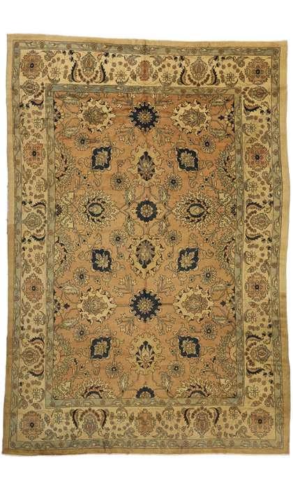 13 x 19 Persian Mahal Rug 75827