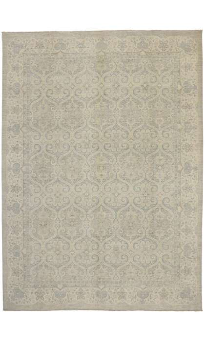 10 x 14 Modern Style Transitional Rug 80179