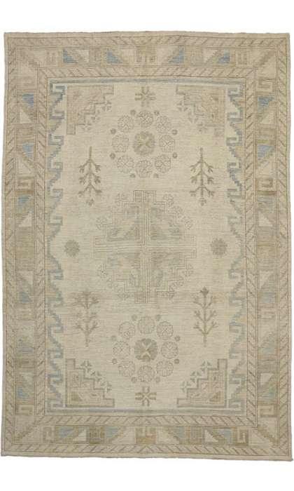 Transitional Khotan Style 10 x 14 Rug 80185