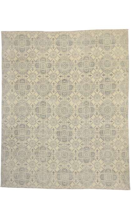 12 x 14 Modern Style Transitional Rug 80222