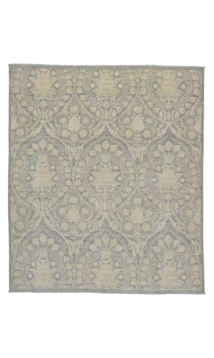 Modern Style Transitional 8 x 10 Rug 80223