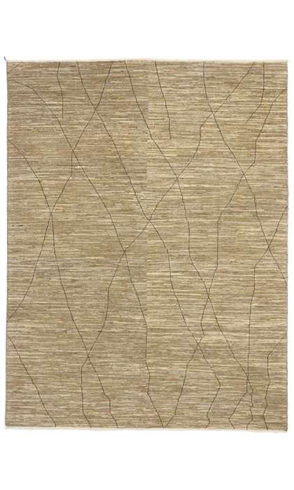 Contemporary Moroccan 8 x 10 Rug 80257