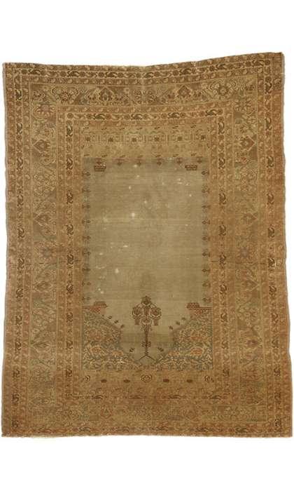 4 x 5 Antique Sivas Rug 76611