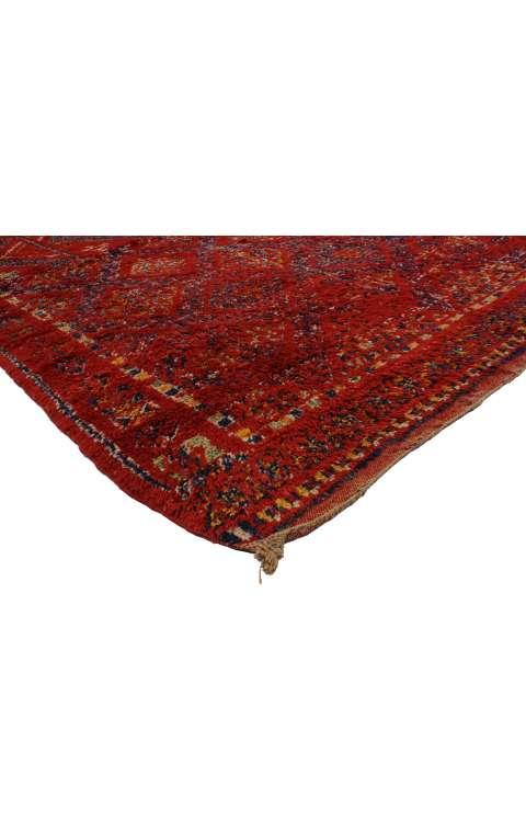 6 x 11 Vintage Moroccan Rug 20118