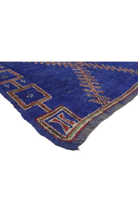 6 x 11 Vintage Moroccan Rug 20130