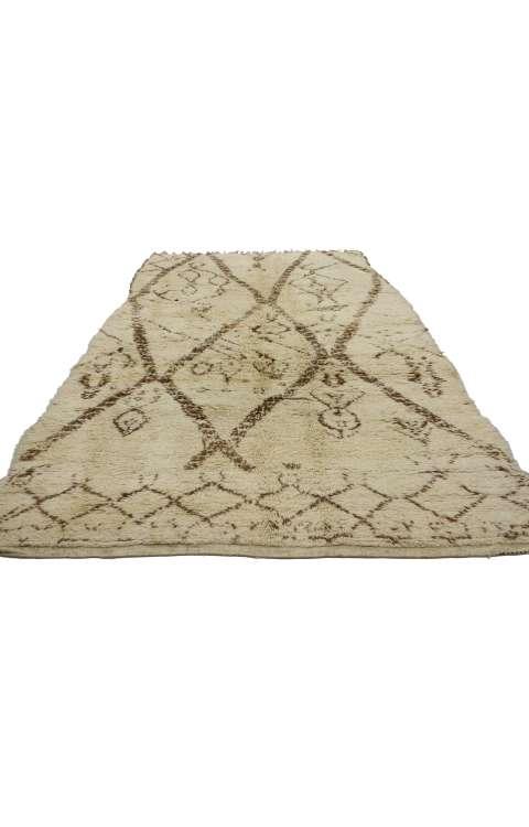 6 x 11 Vintage Moroccan Rug 20133
