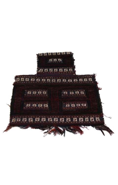 Rug No.: 76638 01'06 x 01'11 Saddle Bag