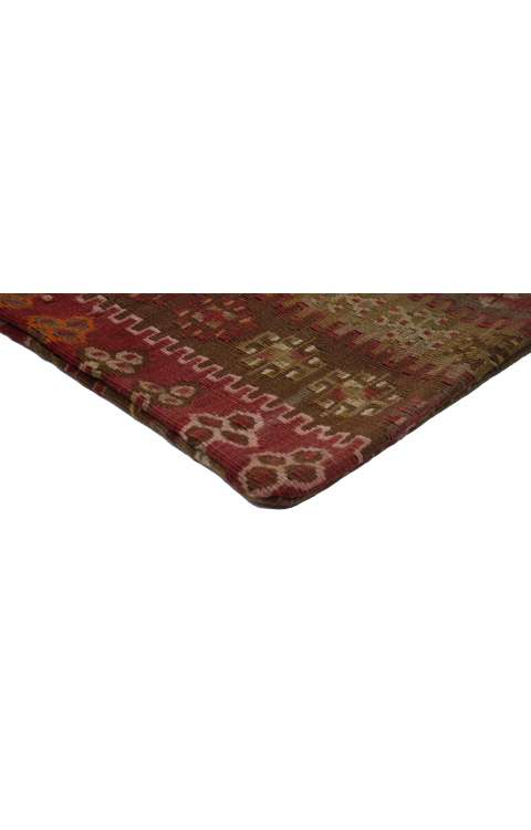 Rug No.: 76640 01'02 x 01'05 Afghan Bag
