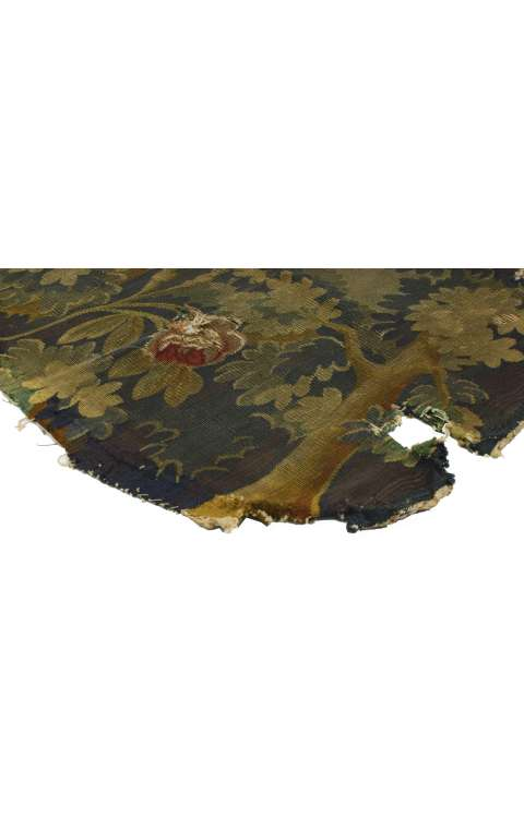 Antique Tapestry 76676, 02'05 x 02'05