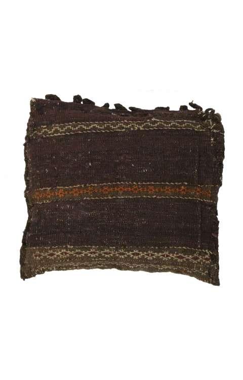 1 x 1 Antique Pillow Rug 74587
