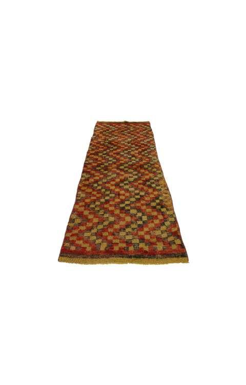2 x 8 Vintage Tulu Rug 51682