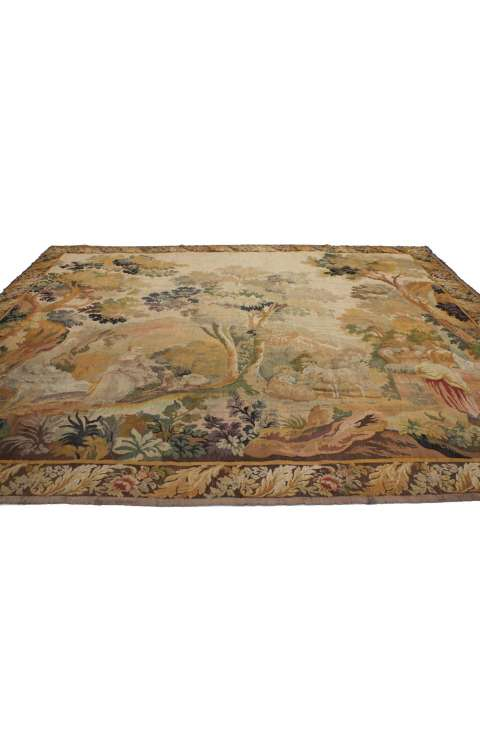 10 x 11 Antique Tapestry 76930