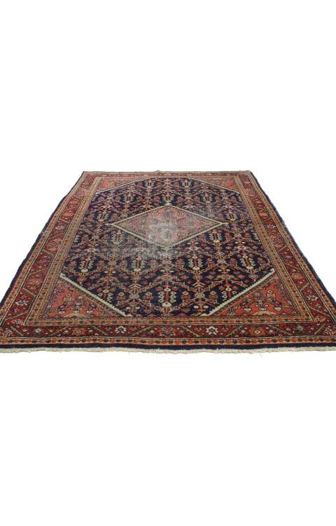4 x 6 Antique Mahal Rug 77011